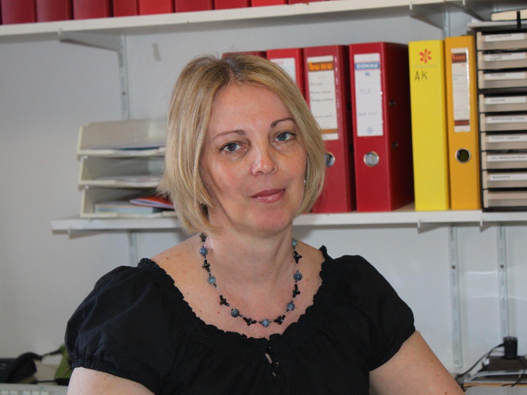 Pfarrkoordinatorin in Fraxern: Marion Brändle