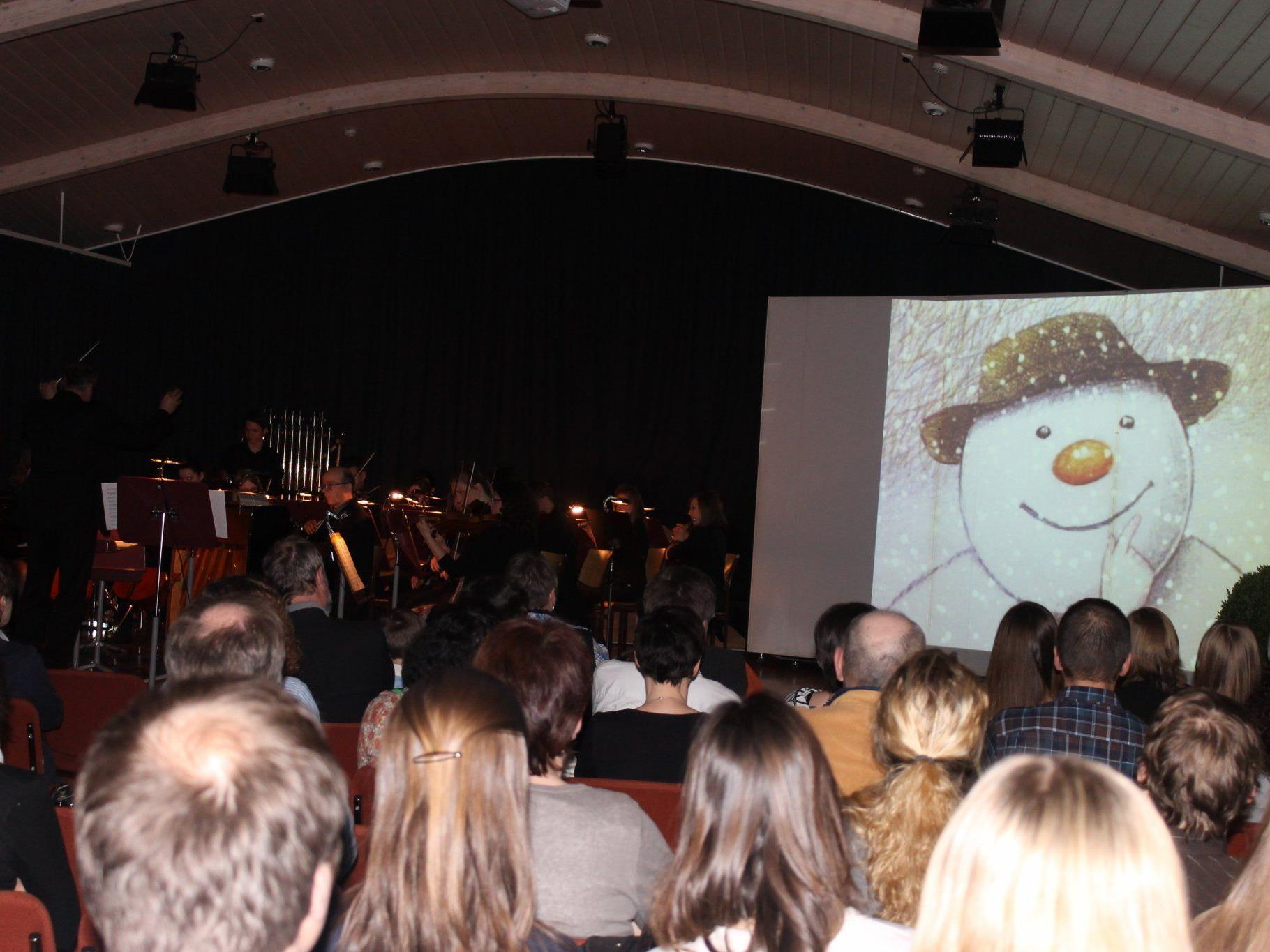 Virtuoses Konzert der Landesmusikschule Stubaital.