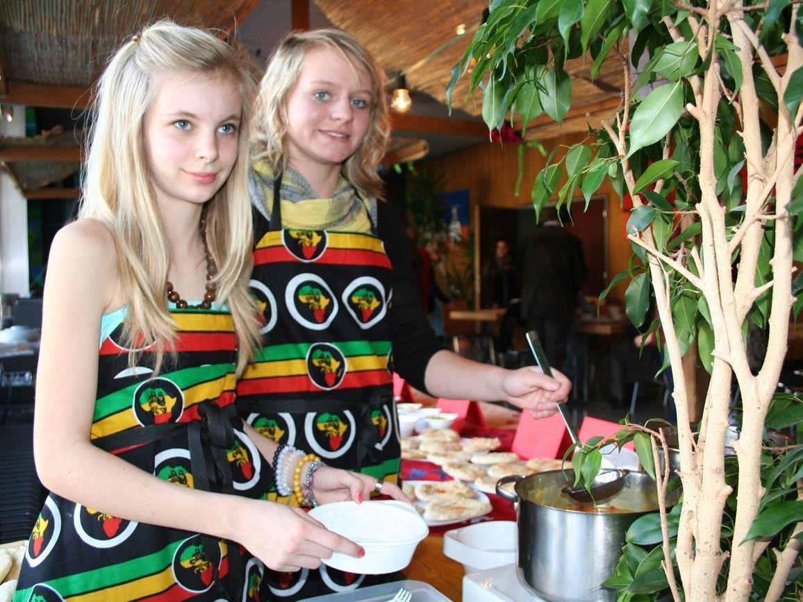 Schüler an der Unesco-Mittelschule Bürs werden ganzheitlich gefördert.