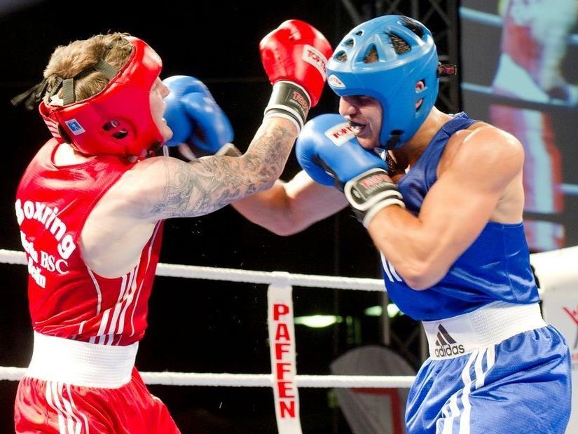 Ivan Obradovic gewinnt das Turnier und wird als technisch bester Boxer ausgezeichnet.