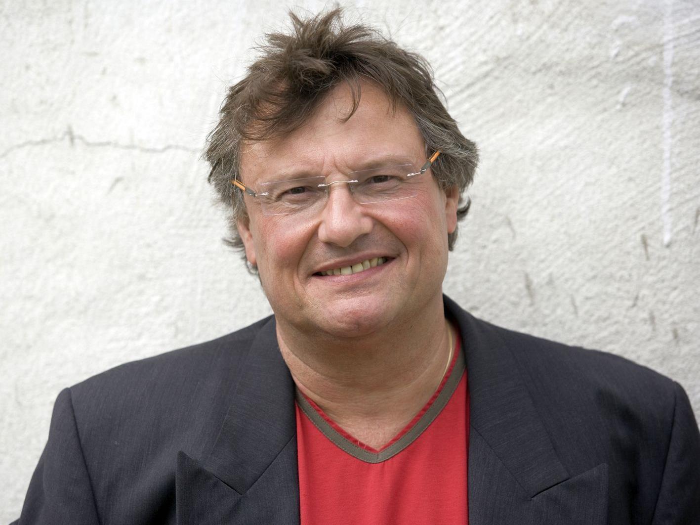 Der Erfinder des Austropop, Joesi Prokopetz,  gastiert am kommenden Montag im Löwensaal.