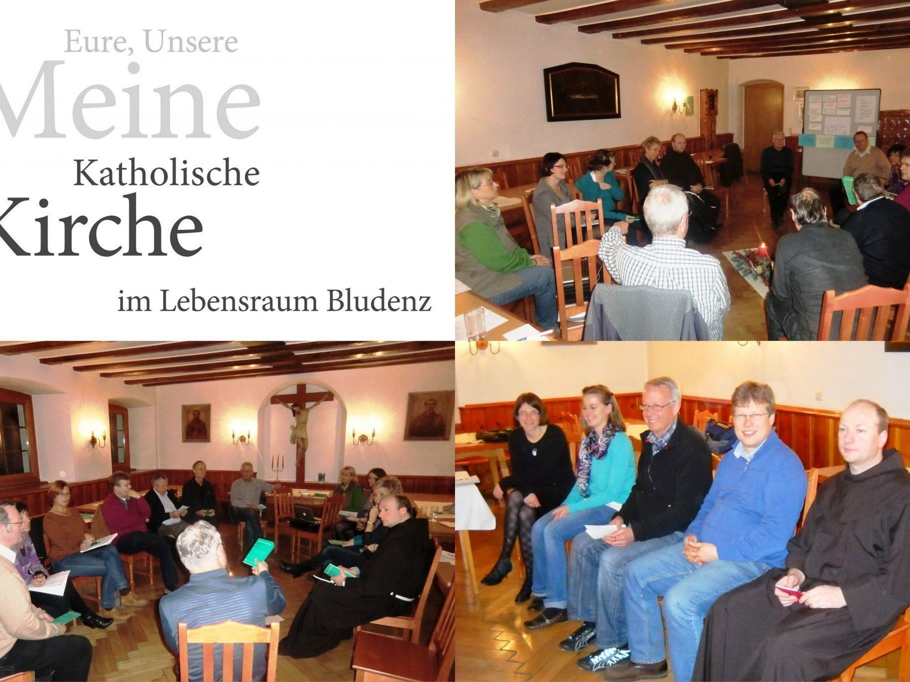 Projektgruppe Katholische Kirche im Lebensraum Bludenz