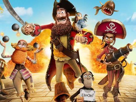 Die Piraten – ein spannend-komisches Filmabenteuer