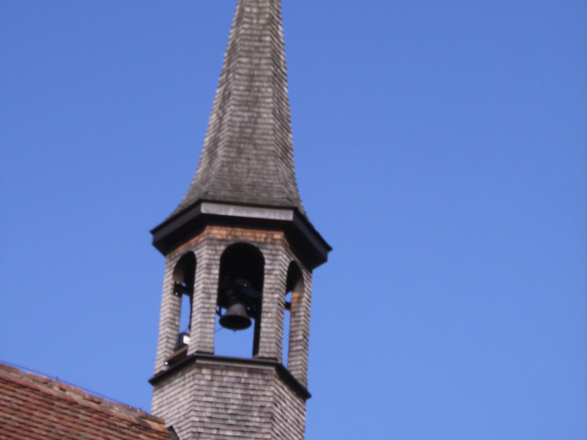 Nach 30 Jahren ist der Klang der Klosterglocke wieder zu hören.