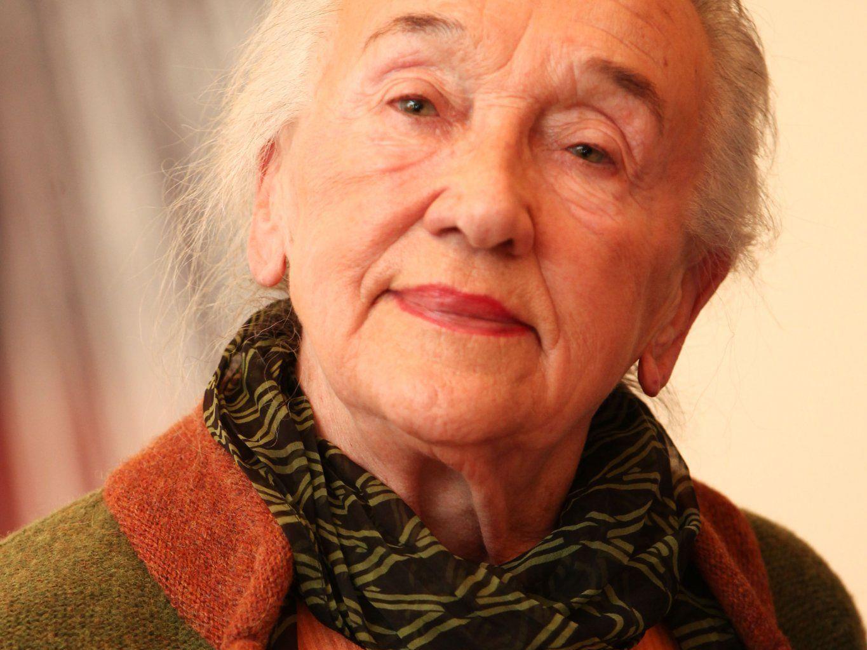 Gretl Aicher verstarb am Mittwoch im Alter von 83 Jahren.
