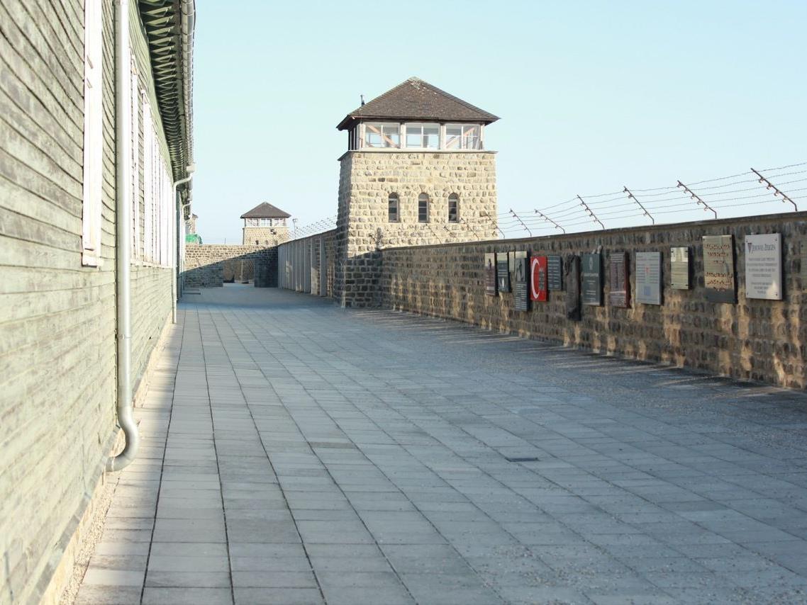 Bei der Besichtigung des KZ Mauthausen und der NS-Euthanasie- und Tötungsanstalt Schloss Hartheim bekamen die Jugendlichen Einblick in die Grausamkeiten der Nationalsozialisten.