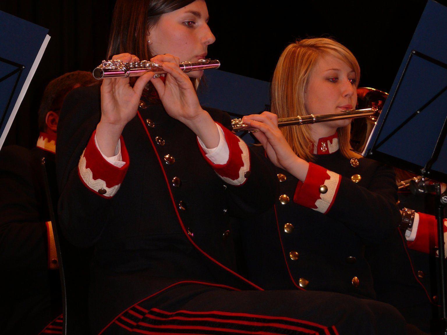 Am 1. April findet das große Konzert für 2012 statt.