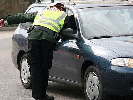Bei einer Polizeikontrolle im Burgenland wurden Einbrecher gefasst