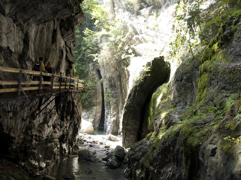 Das Alploch hat es nach dem Felssturz im Rappenloch als Naturjuwel zu neuer Beachtung gebracht.