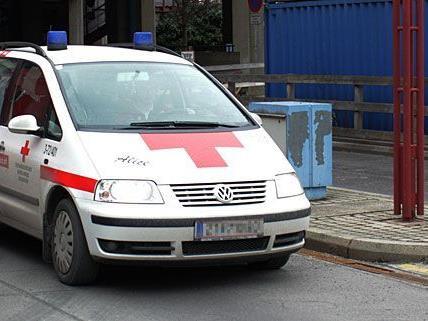 Das Leben des Pensionisten konnte nach dem Unfall in Wien-Umgebung nicht gerettet werden