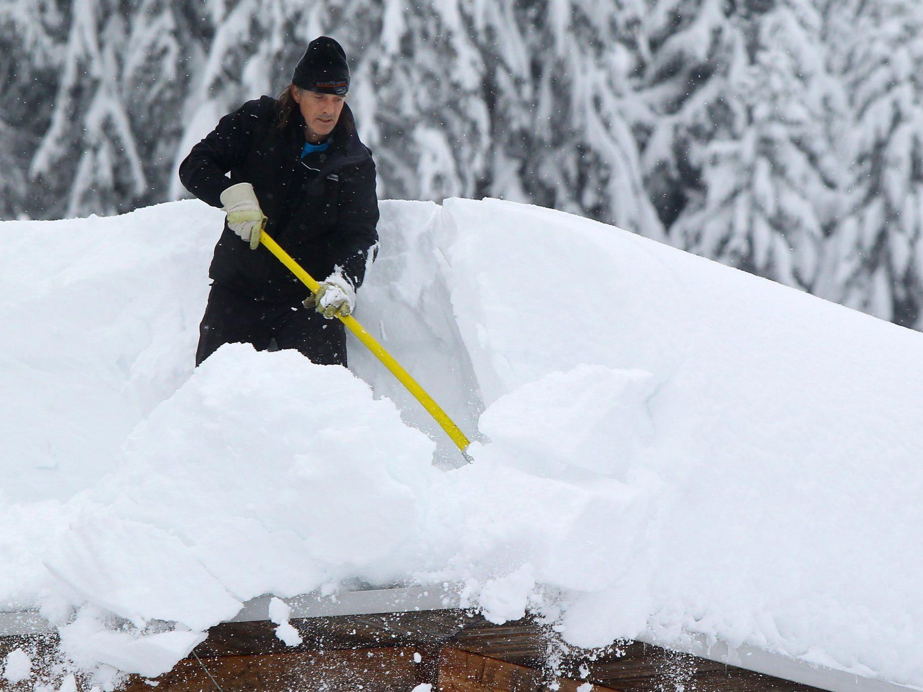 Strenger Winter sorgt für zahlreiche Schäden