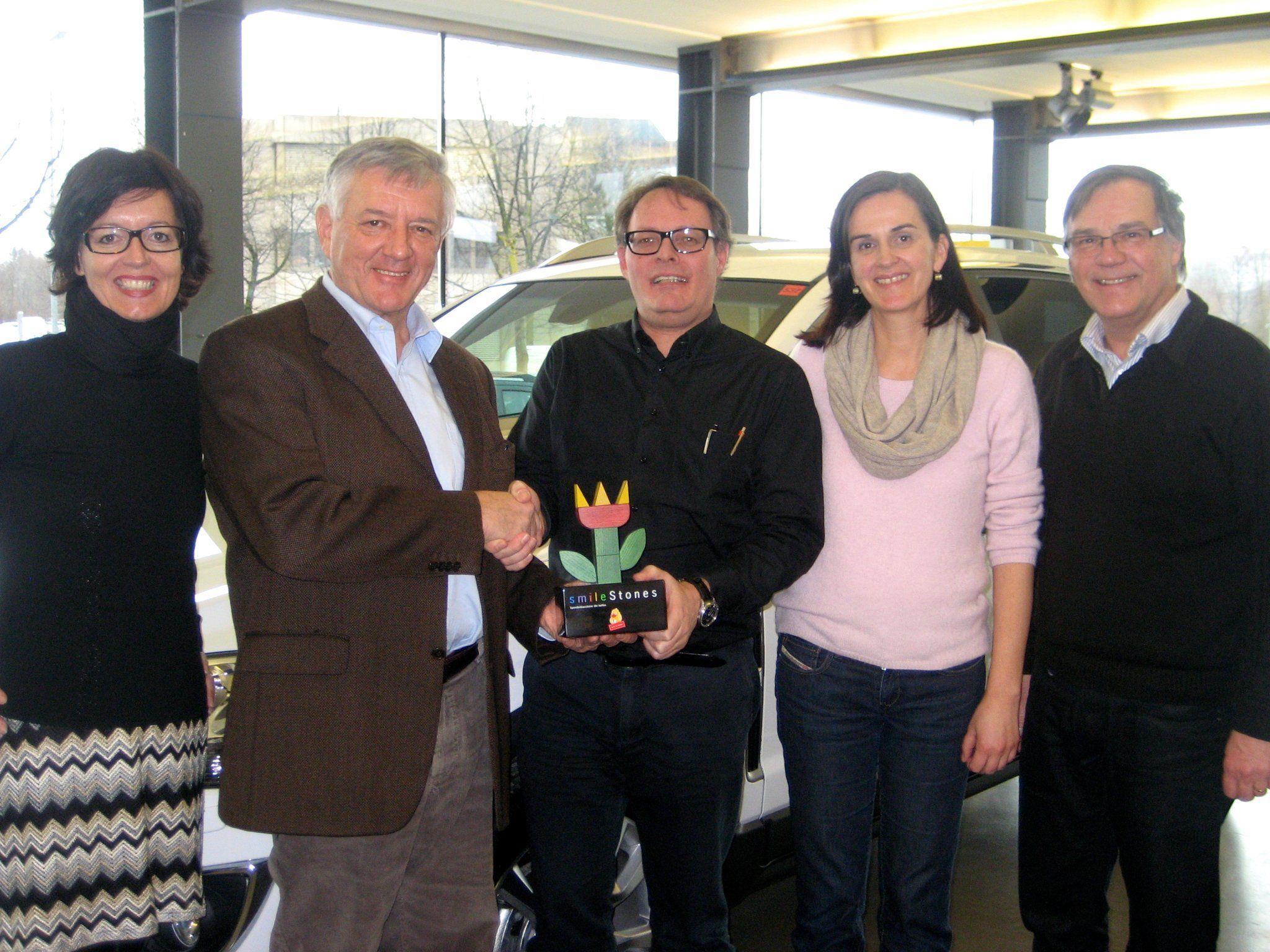 Opel Gerster unterstützt das Netz für Kinder.