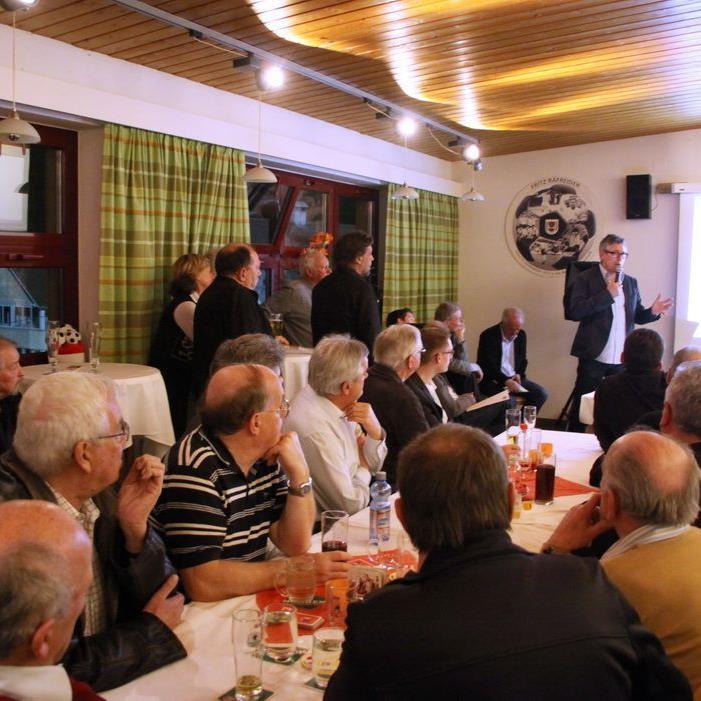 FC Mohren Dornbirn feierte seinen 99. Geburtstag im vollbesetzten FCD-Klubheim.