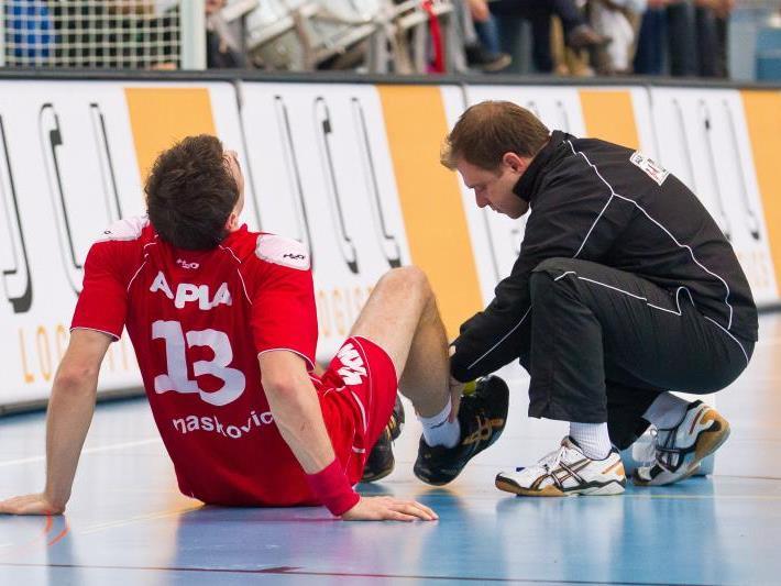 Marko Tanaskovic fehlte in Linz