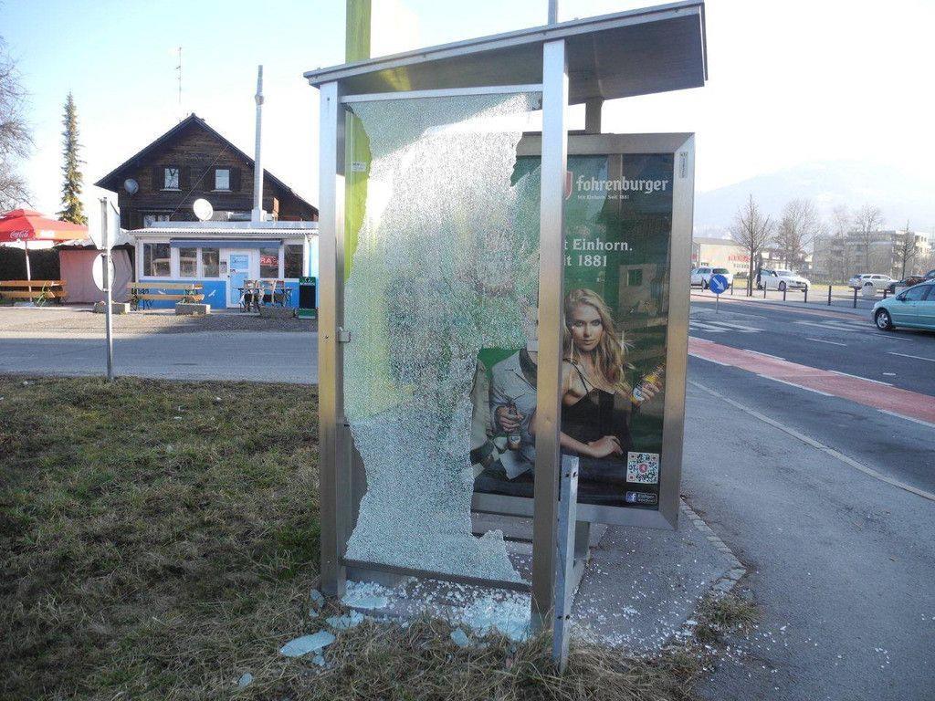 Die Jugendlichen verursachten einen Sachschaden in der Höhe von 21.000 Euro.