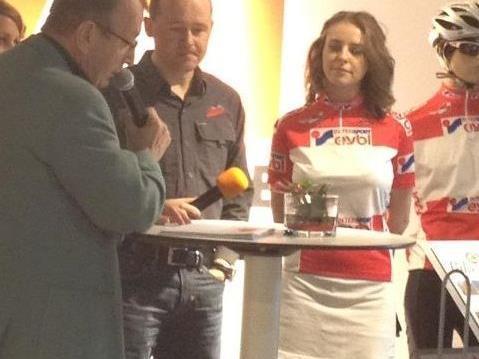 Radteam-Manager Thomas Kofler hofft auf die Qualifikation der Ö-Tour.