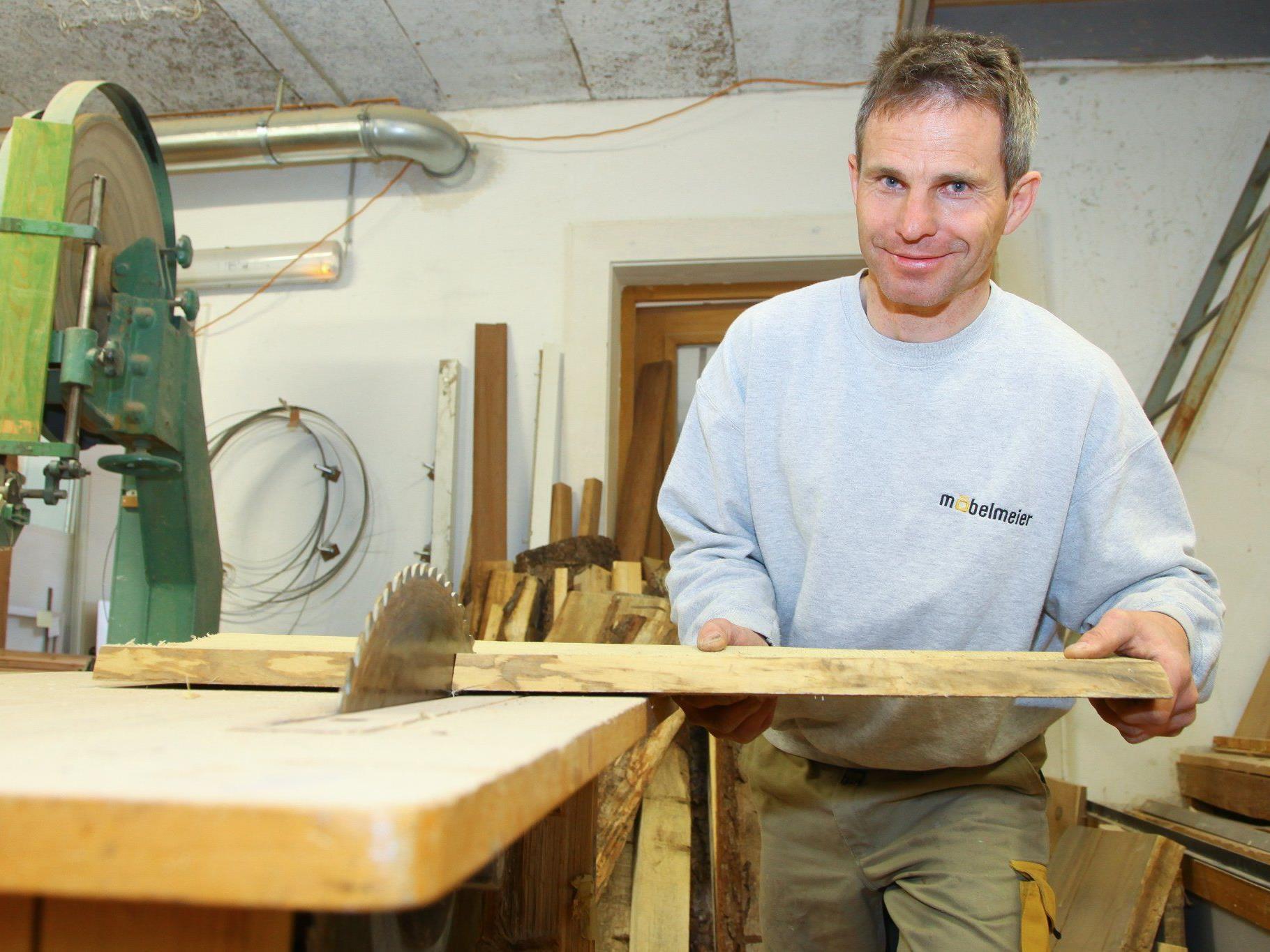 Das Vorarlberger Gewerbe und Handwerk konsolidiert sich auf hohem Niveau.