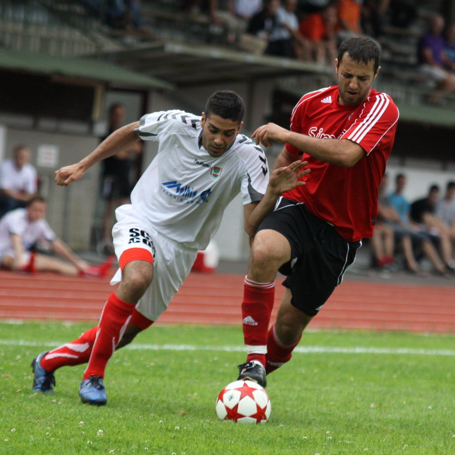 FC Dornbirn droht im Jubiläumsjahr der Absturz in die RLW-Vorarlberg.