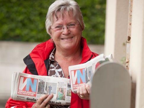 Zeitungsausträger gesucht