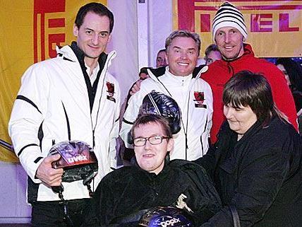 Das Weekend Charity Race war für alle Beteiligten ein voller Erfolg