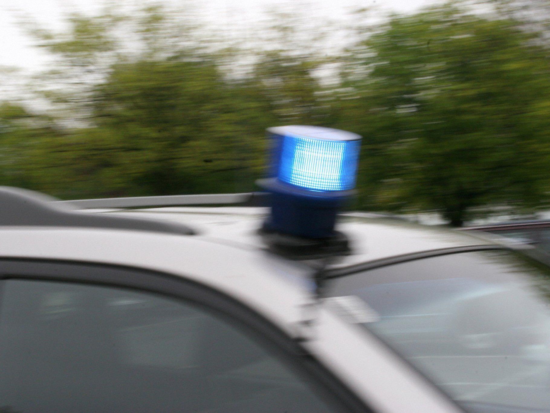 Keine Chance hat die 40-Jährige beim Unfall in Wienerherberg