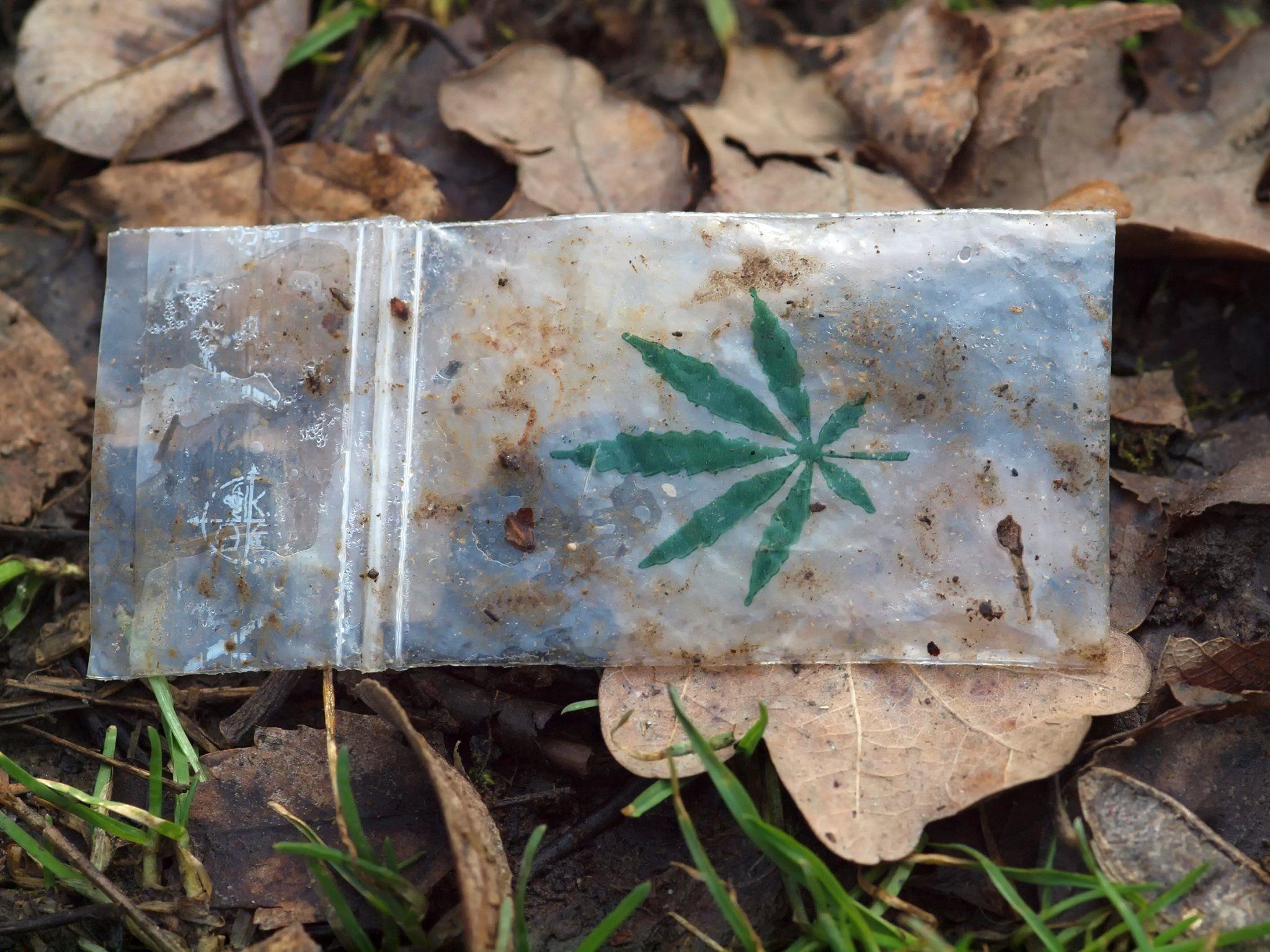 Wegen Dealens mit Cannabis fassten vier Männer Haftstrafen aus