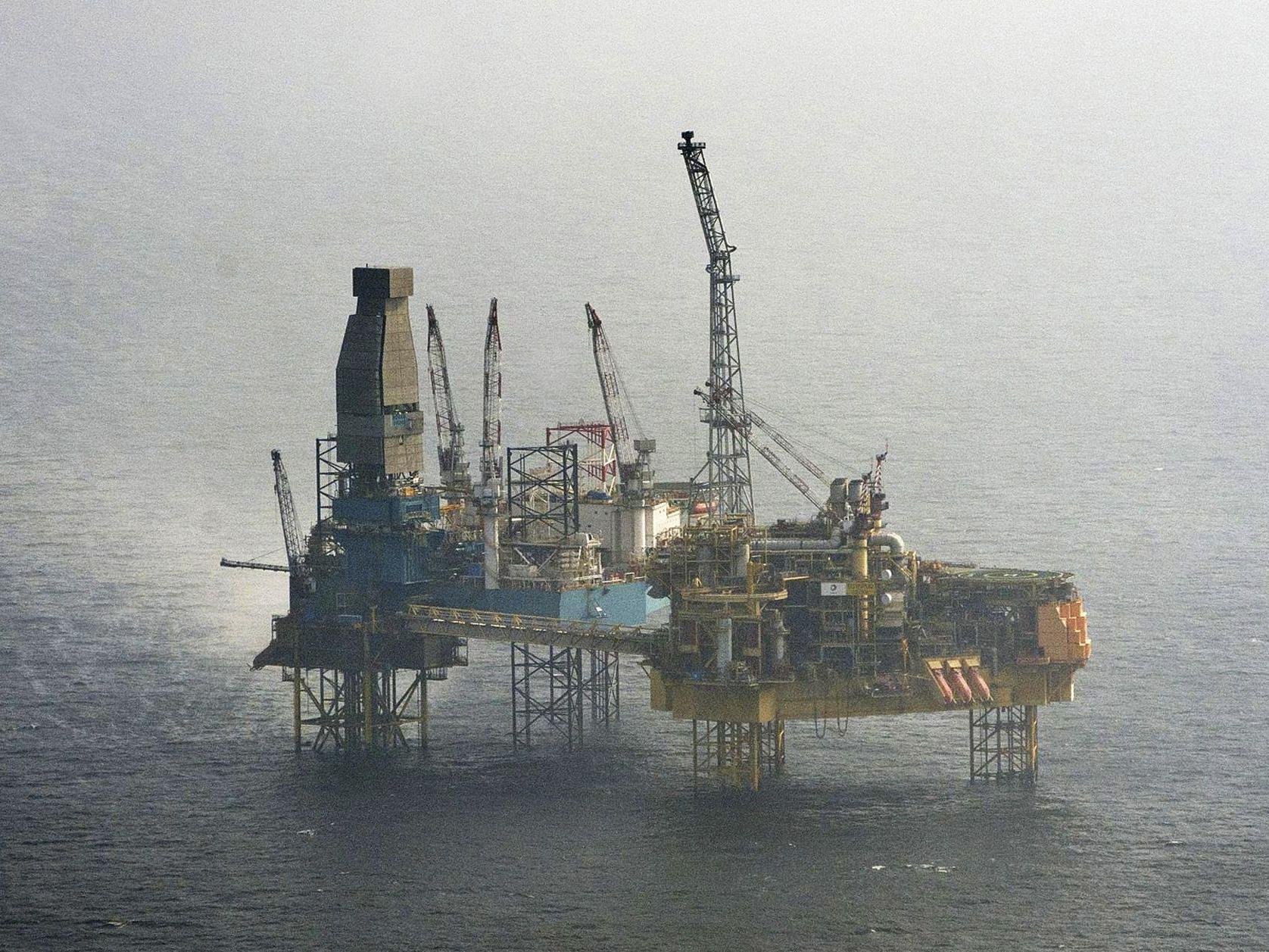 Nach Tagen wurde nun der genaue Ort des Gaslecks in der Nordsee präzisiert.