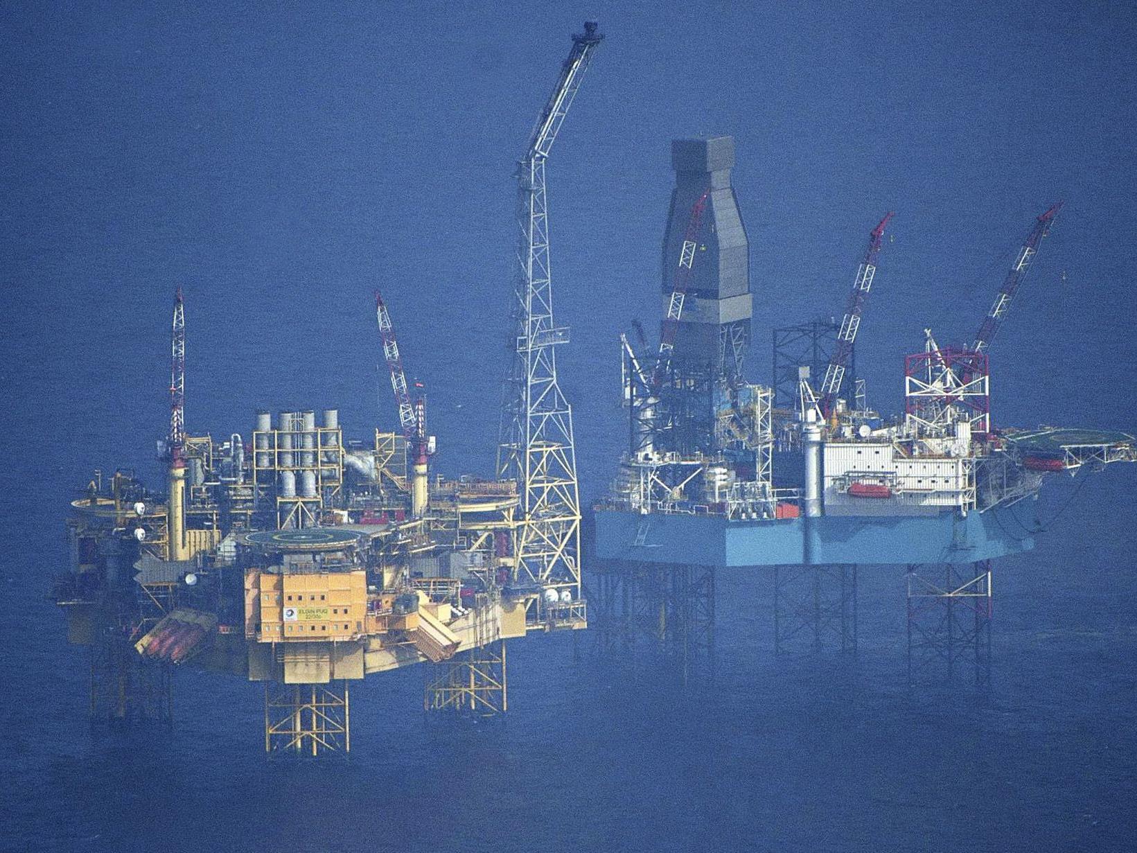 Nach Bekanntwerden eines Gas-Lecks in der Nordsee ist noch keine Lösung in Sicht.
