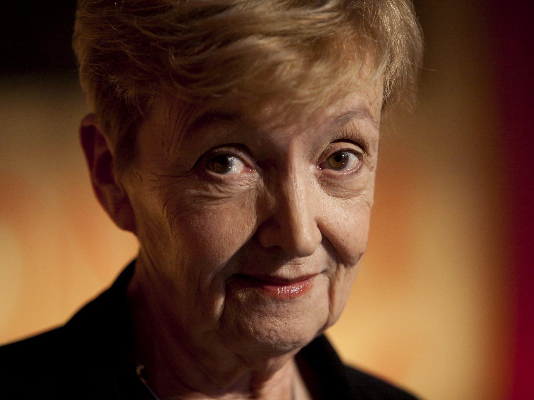 Große Auszeichnung für die 75-jährige Autorin Christine Nöstlinger.