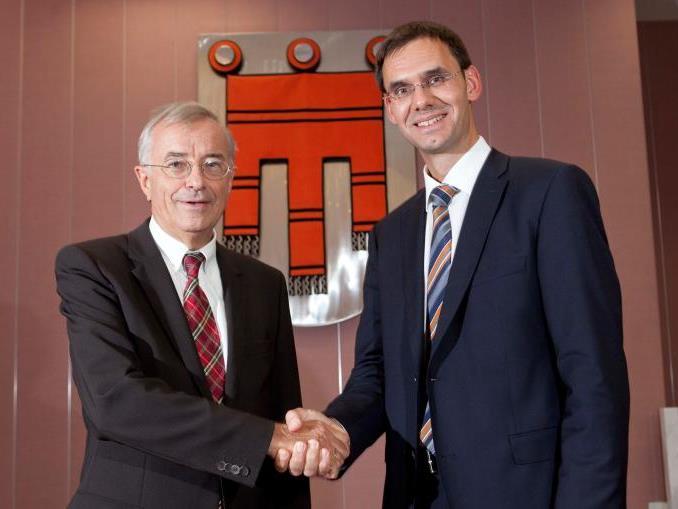 Markus Wallner übernimmt von seinem Vorgänger Herbert Sausgruber die letzte politische Funktion.