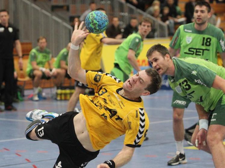 Meister A1 Bregenz muss gegen Linz gewinnen.