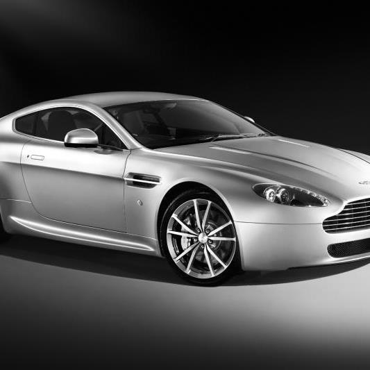 Facelift für den Aston Martin Vantage