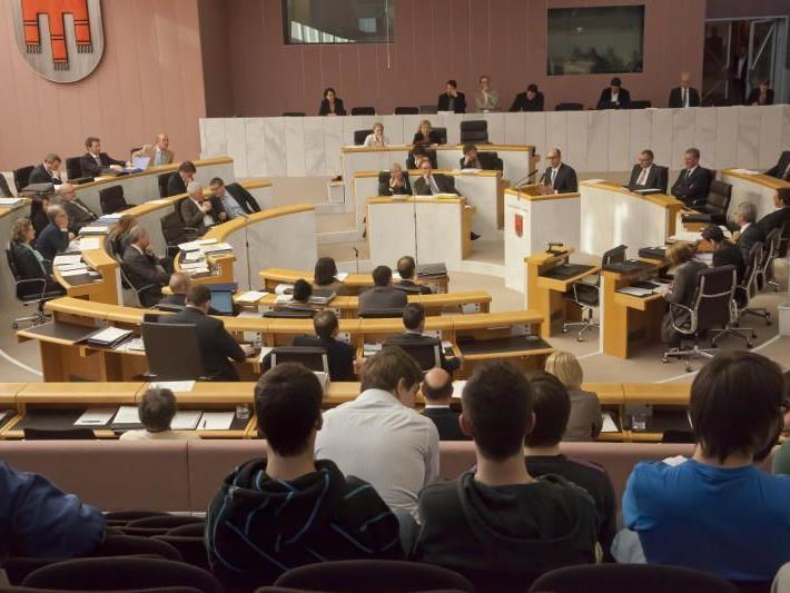 Kleinerer Landtag? Es wird diskutiert