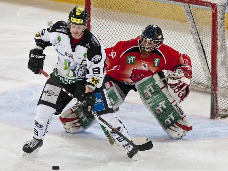 Dornbirn muss in Innsbruck gewinnen und das Entscheidungsspiel könnte in Feldkirch stattfinden.