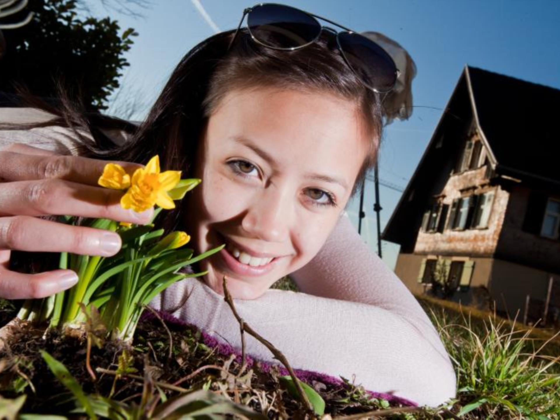 Vorarlberg darf sich am Samstag über frühlingshafte Temperaturen freuen.