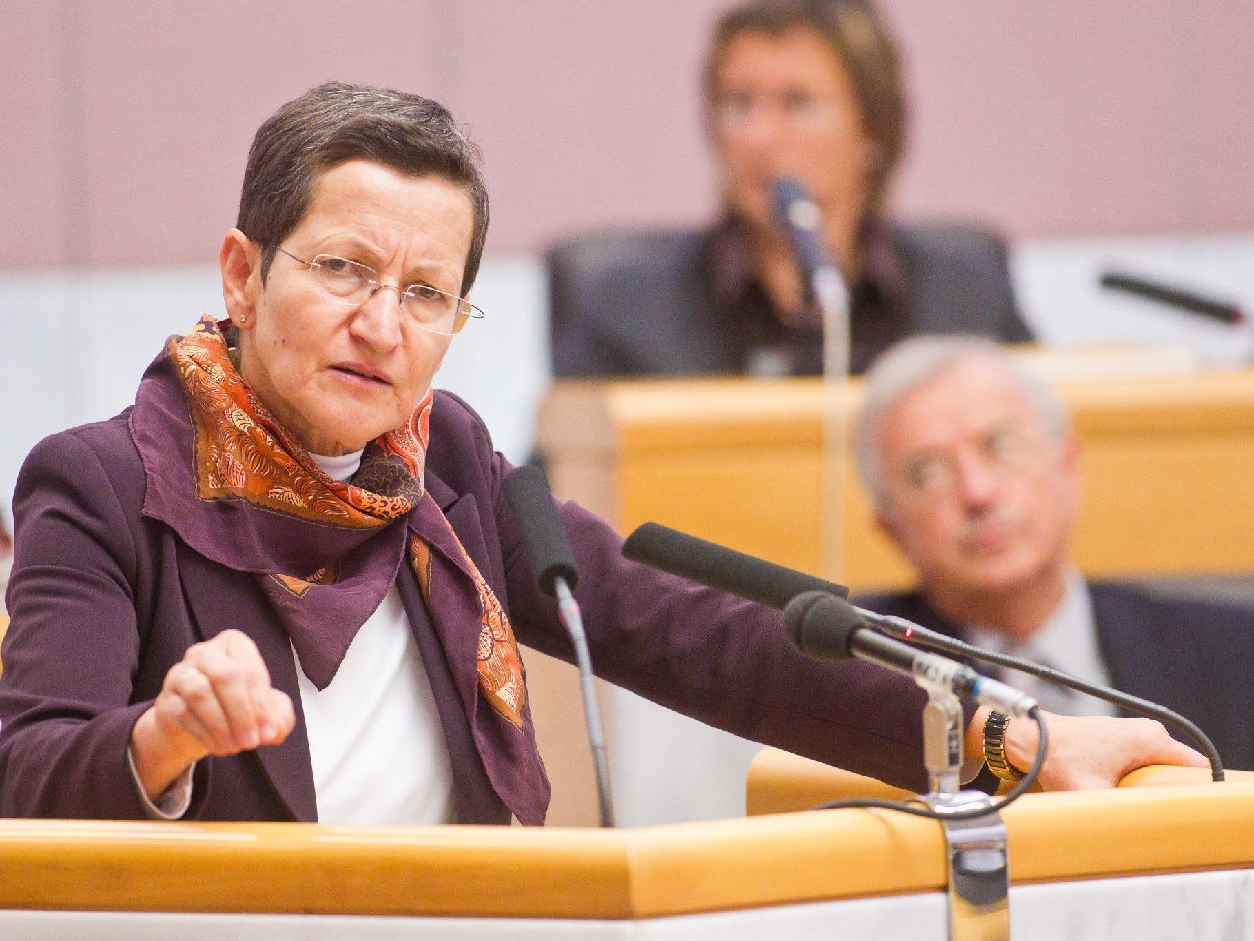 Landesrätin Schmid zum Frauentag am 8. März.