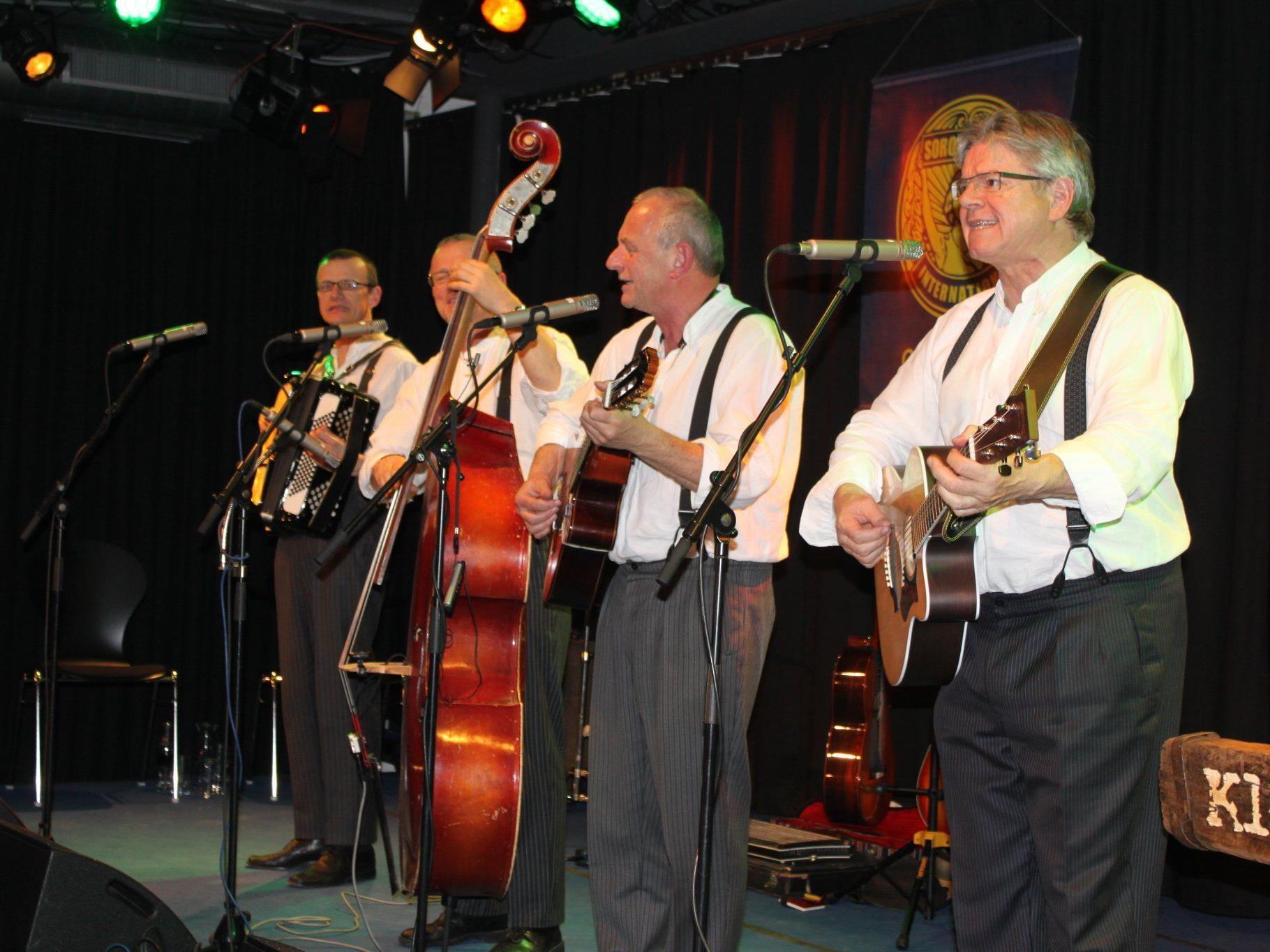 Die Bahnteifl in Concert