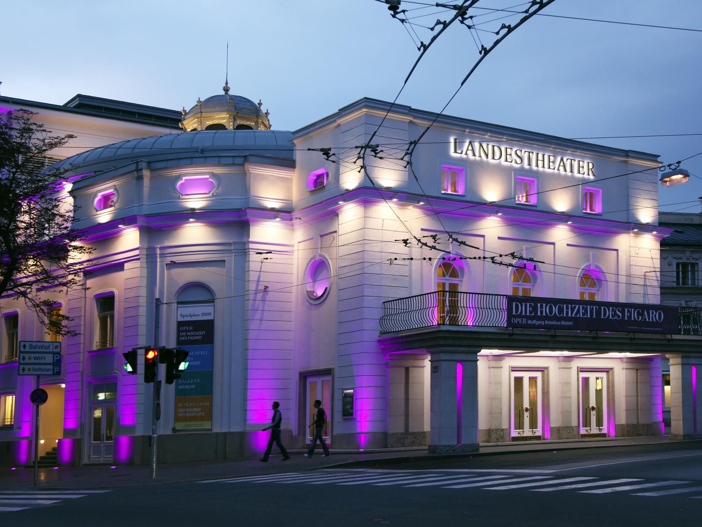 """Wagners """"Ring"""" wird im Salzburger Marionettentheater auf die Bühne gebracht."""