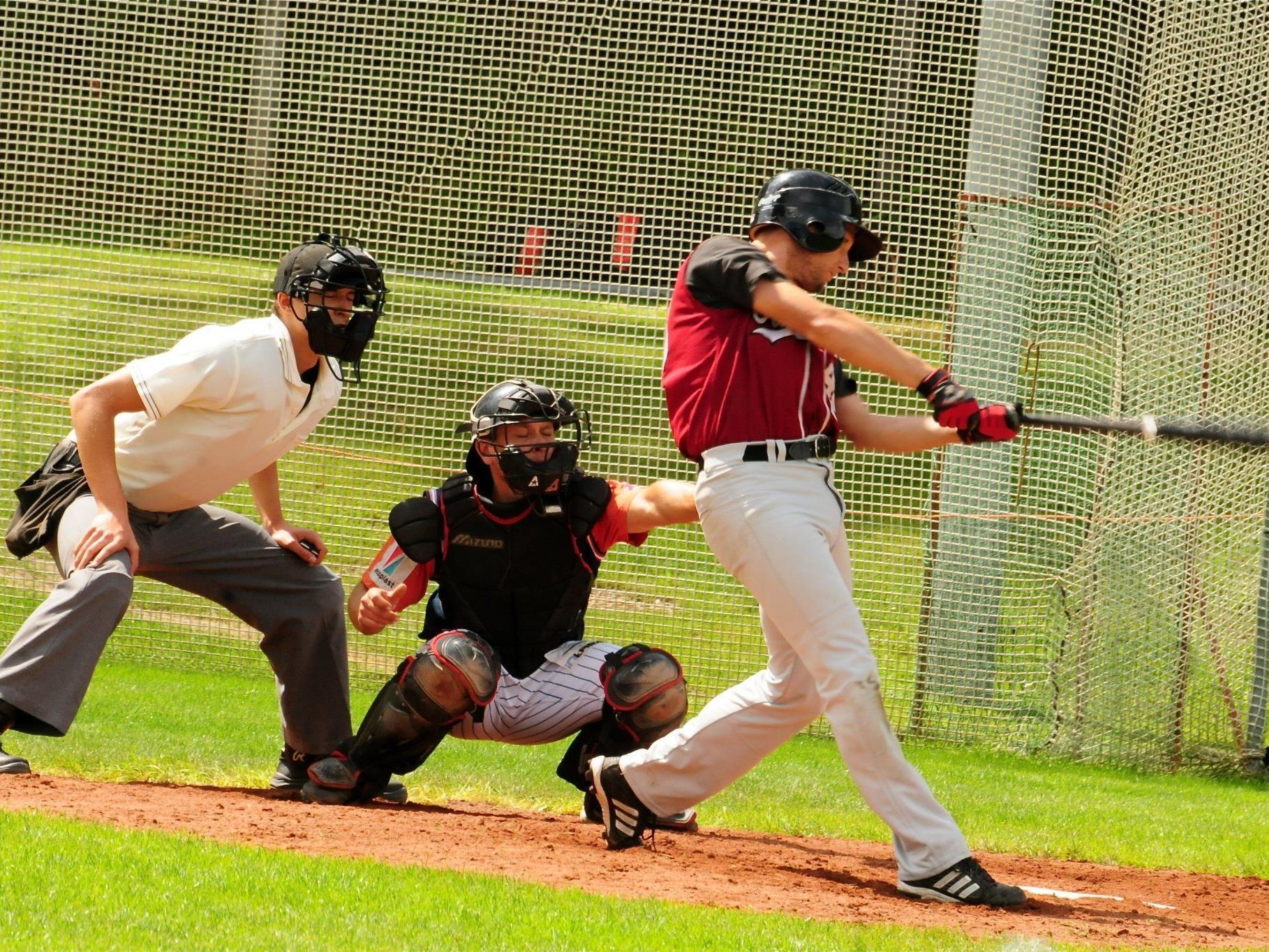 Die Baseballlandesmeisterschaften finden am Wochenende in Feldkirch statt
