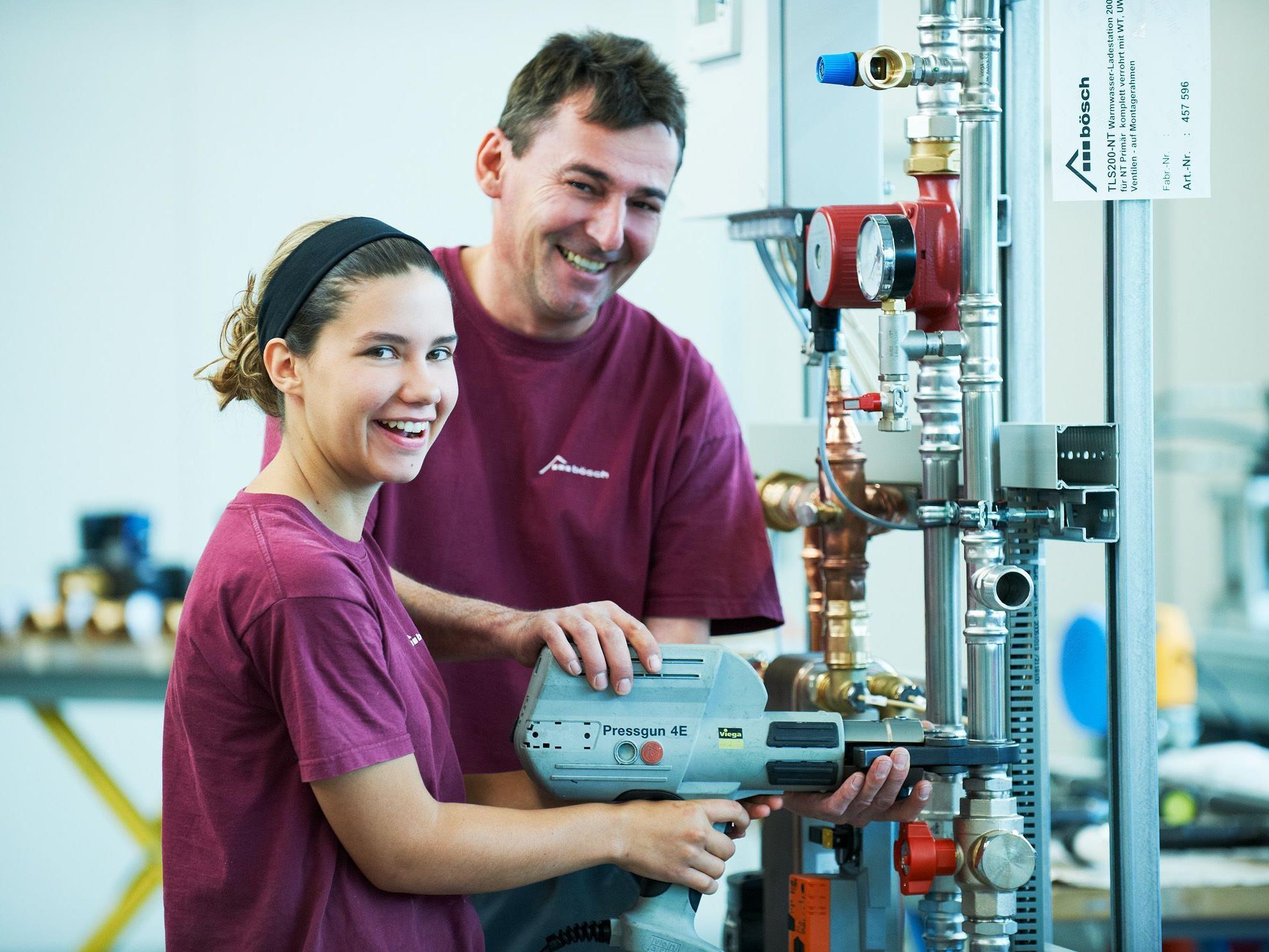In Unternehmerkreisen und bei den Jugendlichen findet die Jobbörse durchgehend positives Echo.