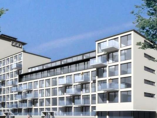 Neue Wohnungen in der Max-Haller-Straße