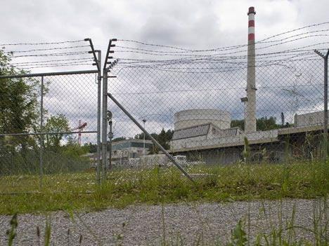 Mühleberg gilt als das Kraftwerk mit dem größten Gefährdungspotenzial für Vorarlberg.