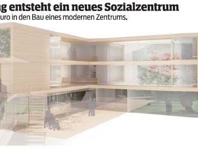 Die VOGEWOSI investiert knapp zwölf Millionen Euro.