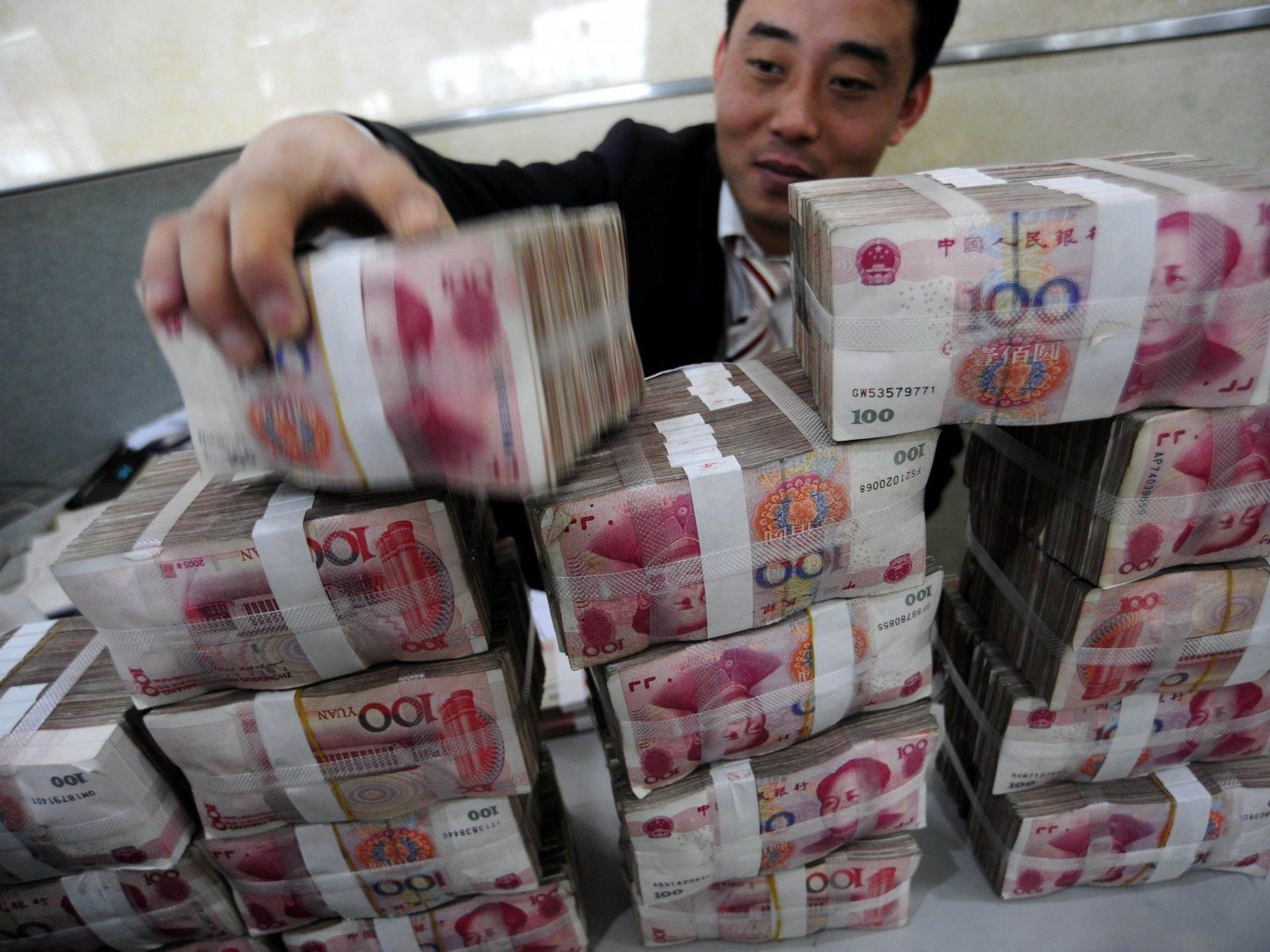China schmiedet Bündnis gegen den Dollar.