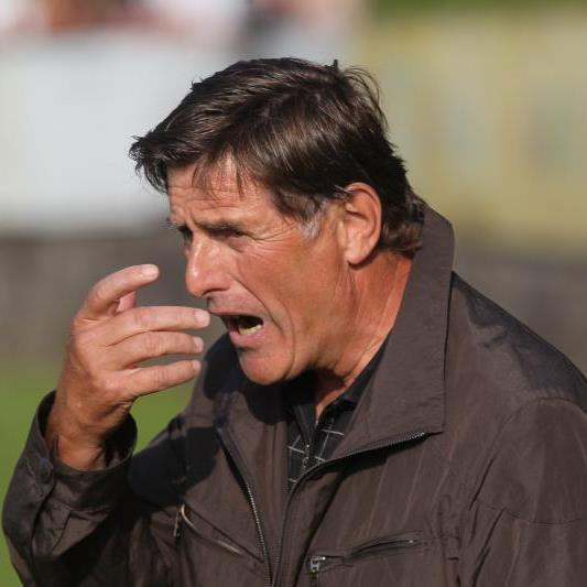 RW-Coach Mani Engler will mit seiner Mannschaft um die vorderen Tabellenplätze mitspielen.