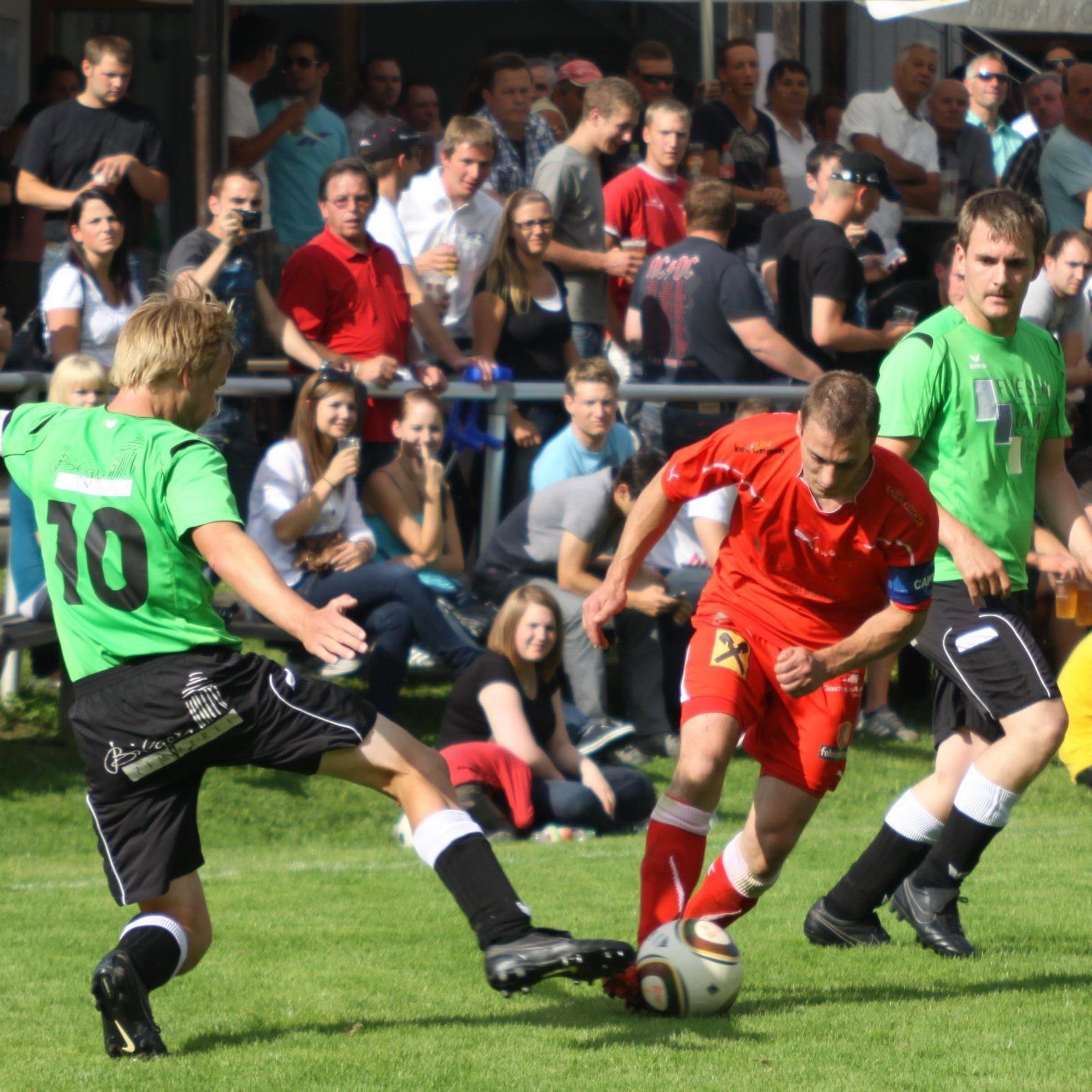 RW Langen spielt am Sonntag in Hörbranz.
