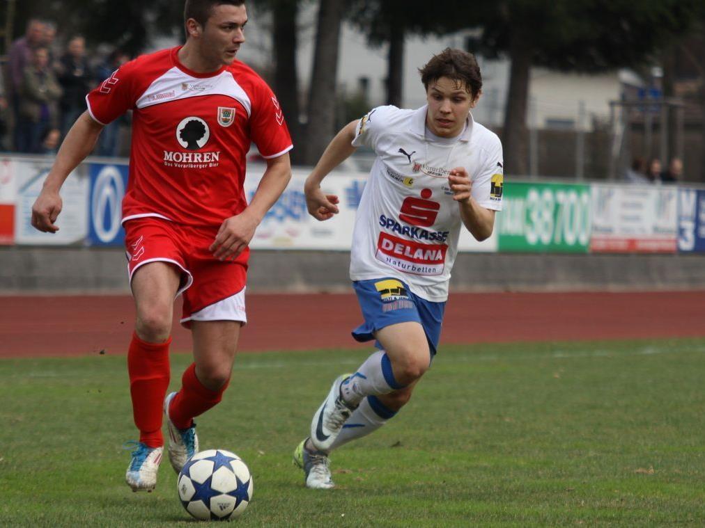 Dejan Stanojevic feierte nach vielen Monaten Verletzungspause ein geglücktes Comeback.