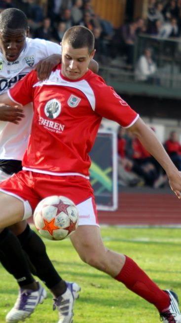 Dornbirn und Altach Amateure trennten sich vor 800 Zuschauern mit 1:1-Unentschieden.