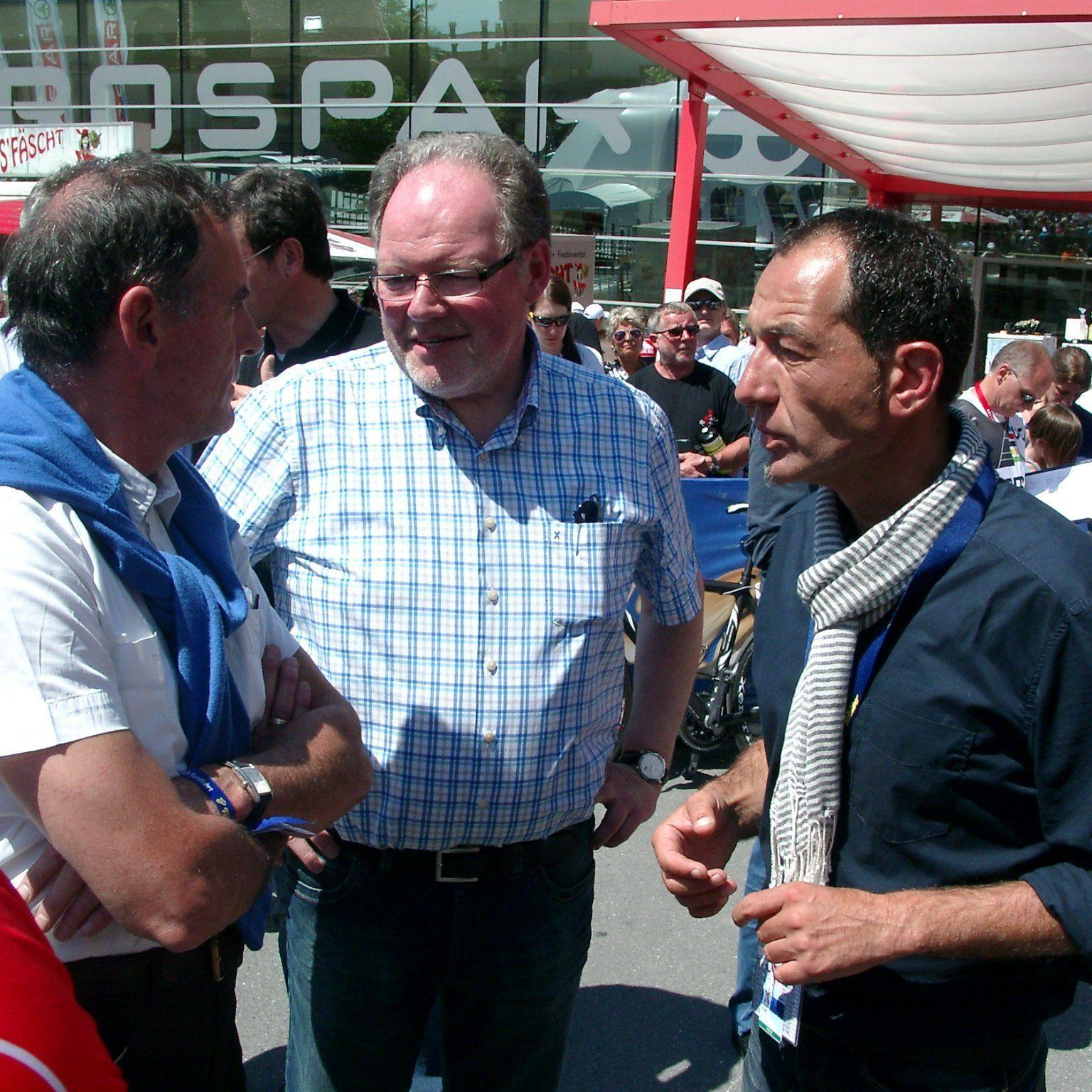 Die 64. Österreich Radrundfahrt kommt nicht ins Ländle.
