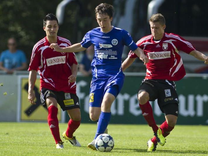 Sebastian Santin könnte diesmal von Beginn an spielen.